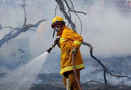 Fires Declared Contained