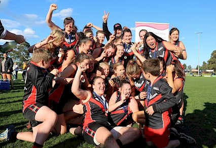 Bombers Womens Premiers